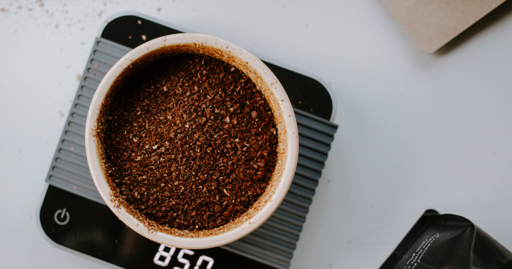 an image of the best scales for coffee brewing
