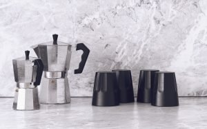 Moka pots which are some of the best stovetop coffee makers