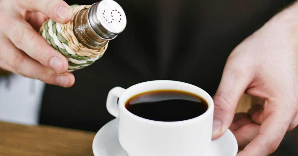 Why Do People Put Salt In Coffee And Should You Be Doing It Too Australian Coffee Lovers